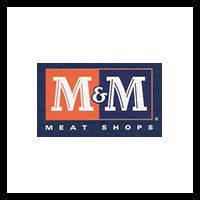 m and m meat shops