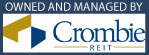owned and managed by crombie reit