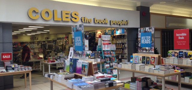 coles - the book people